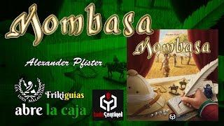 Mombasa - Abre la Caja