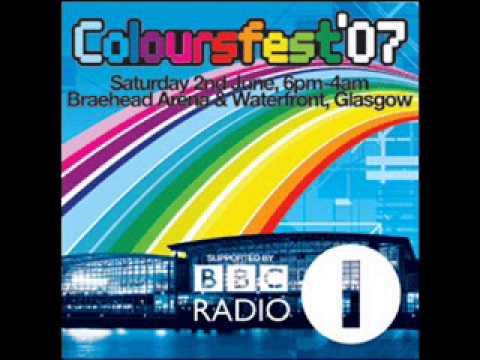 Marco V - Live @ Coloursfest Glasgow Essential Mix 02 June 2007