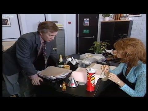 Alan Flirts With Jill - I'm Alan Partridge - BBC