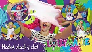 Lollymánie S02E04 - Hooodně sladké slizy a pranky s nimi