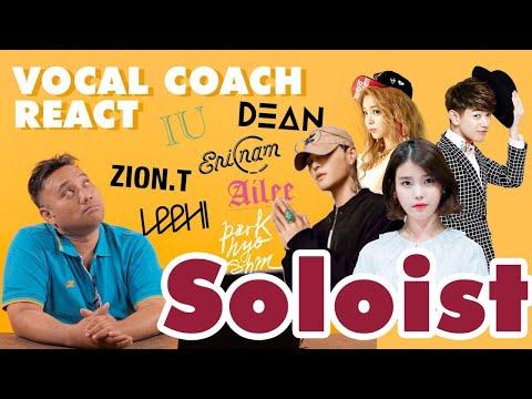 VOCAL COACH KETAHUAN FANBOY IU! Vocal Coach React Karakter Suara Solois Kpop! thumbnail