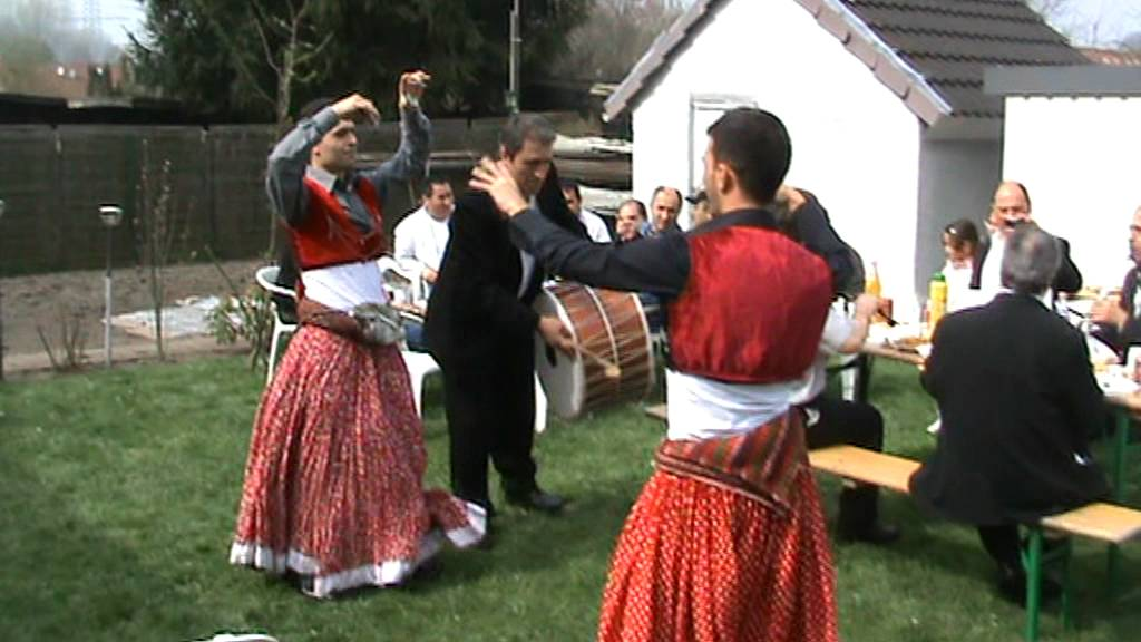 Köçek, the original Čoček  Turkish male bellydance