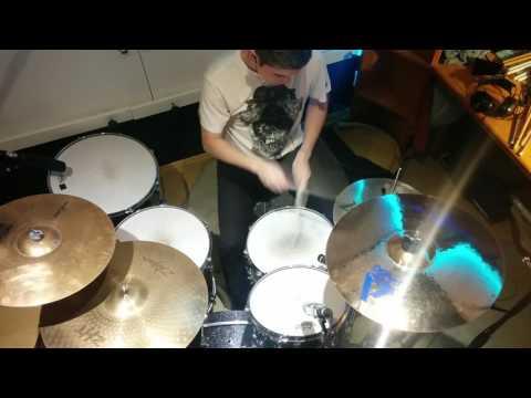 Foo Fighters - The Pretender (Drum Cover by Frédéric Helfer)