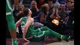 NBA Sprained Ankles 2017-18 Season