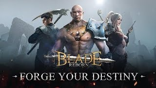 Reborn Blade - Forge Your Destiny ! ARPG  Gameplay