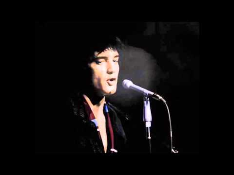 Elvis Presley -  Well its Crying Time Again ur gonna leave me (Live )
