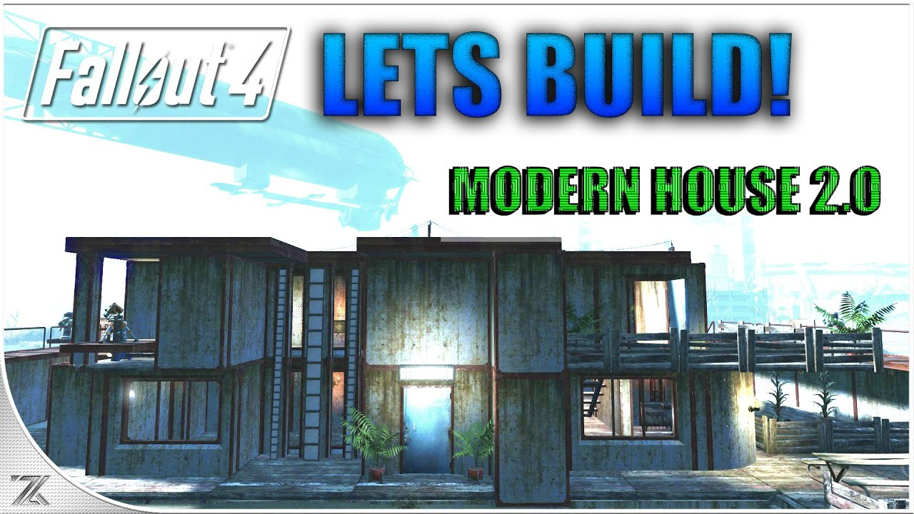 how to build houses in fallout 4