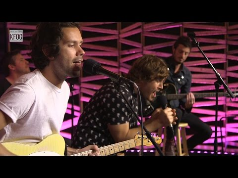 KFOG Private Concert: The Palms Full Performance
