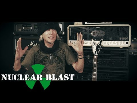 Michael Schenker Fest - The Importance Of Double Bass Drums on 'Revelation' (OFFICIAL TRAILER)