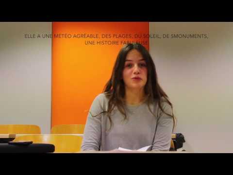 Vlog Erasmus Lisbon