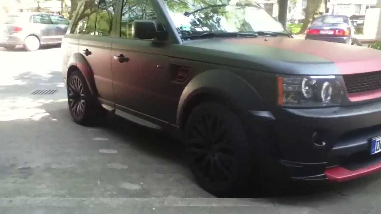 marco reus project kahn range rover in d sseldorf youtube. Black Bedroom Furniture Sets. Home Design Ideas