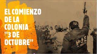 COLONIA TRES DE OCTUBRE DE TIJUANA (EL INICIO)