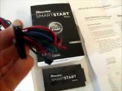 DEI DSM200 and DSM100 smart start iphone telematics module overview