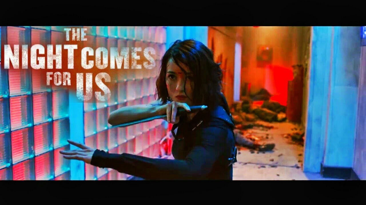 Download The Night Comes For Us - Julie Estelle (The Operator) vs Two Assassins - Fight Scene (Full HD)