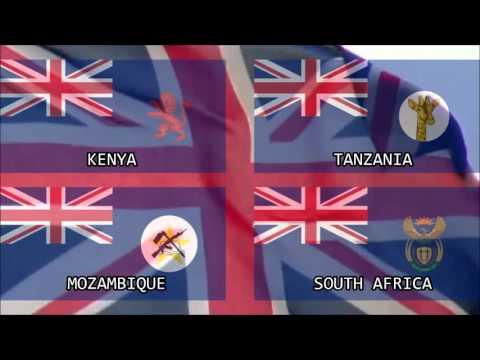 British Empire Sign-off (Sub-Saharan Africa)