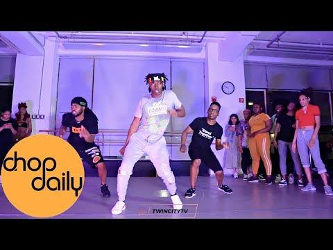 Larry Gaaga Ft Wizkid - Low (Dance Class Video Group's Edition)   Ornella Degboe Choreography