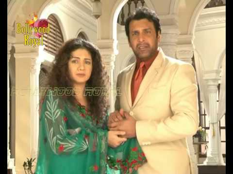 On location of TV Serial 'Qubool Hai'Ayan leaves home3