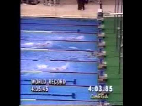 1992 NBC Sports Olympic Moment Promo (Janet Evans)