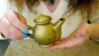 ASMR Tapping on Tea sets (Soft spoken/Whispering)