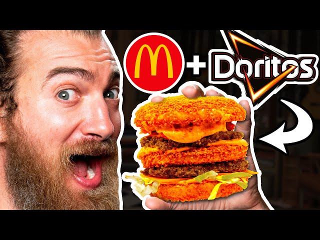 Will It Big Mac? Taste Test