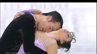 "[HD] Abitbol & Bernadis - ""Tristan and Isolde"" 2000/2001 GPF - Round 1 Free Skating"
