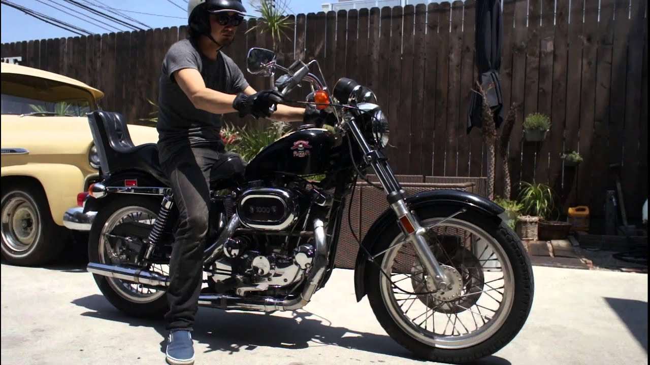 Maxresdefault on 1974 Xlch Sportster