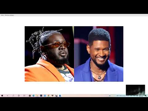 Usher Dissed T Pain Music