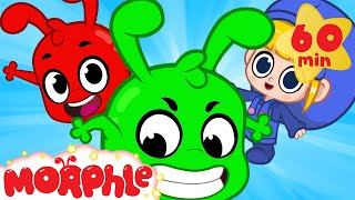 Morphle VS Orphle Special - Cartoons For Kids   My Magic Pet Morphle