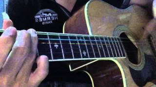 Tiếng sét trong anh - Mr.Siro ( guitar cover )