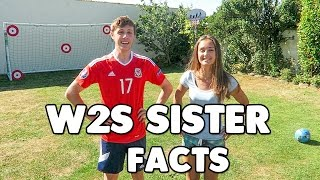 5 Things You Didn't Know About Rosie Lewis (W2S Sister)