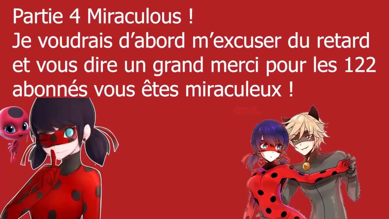 L'anniversaire d'Adrien 4 - Miraculous ladybug fanfiction