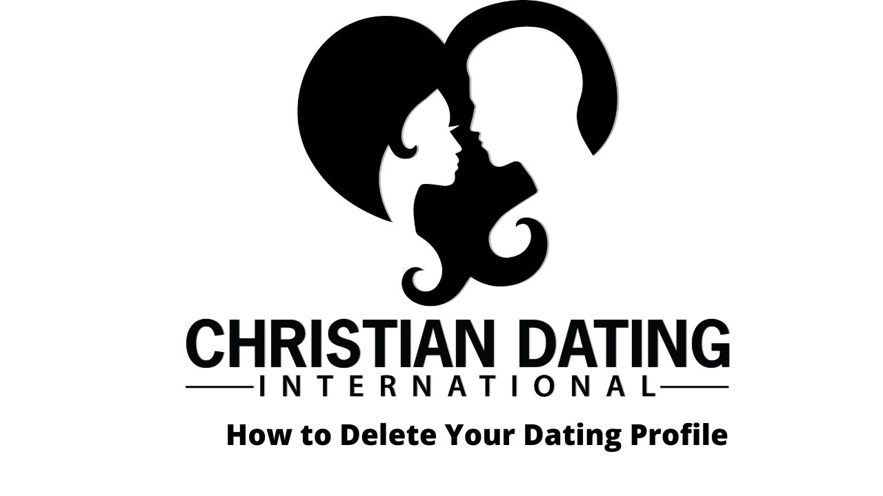 How to delete christian dating for free account