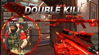 POINT BLANK QUEEN - TACTILITE T2 Fire [Sniper Master Hitman]