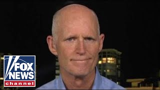 Rick Scott: I'm so disappointed in Bill Nelson