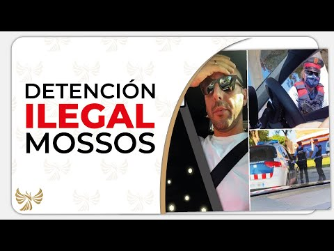 Detención ilegal Mossos y conmigo les sale mal ?