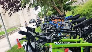 MIAMI UNIVERSITY camino de Santiago//bikeleon parte 1