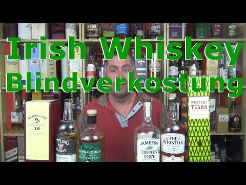 #306 - Irish Whiskey Blindverkostung von WhiskyJason