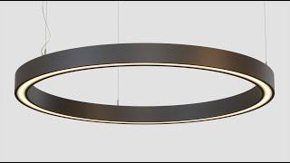 hoop! 50 - большие подвесные светодиодные светильники в форме кольца / BOSMA™ от МДМ-Лайт (LED)(Большие светодиодные подвесные светильники hoop! 50 торговой марки БОСМА (BOSMA™) компании МДМ-ЛАЙТ обеспечиваю..., 2015-05-21T07:42:48.000Z)