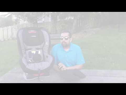 Britax Essentials Allegiance Car Seat Blogger Review