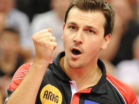 Timo Boll : The man who could beat the Chinese