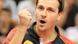 Repeat youtube video Timo Boll : The man who could beat the Chinese