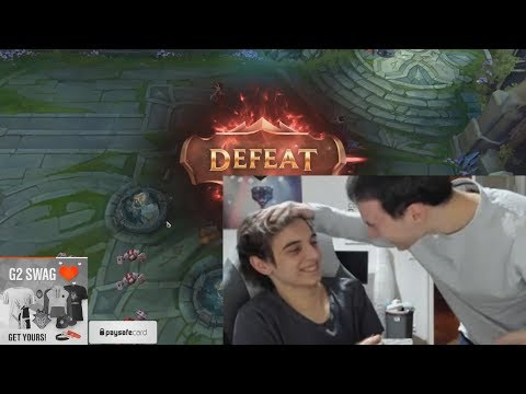 Caps the jokester Stream Highlights   Handshaking for LP with the G2 lads