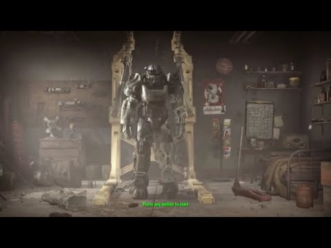 Silverlance - Streams - Fallout 4 - Part 1 - Popo's life begins