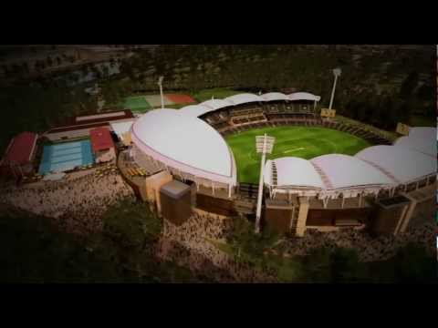 Adelaide Oval Information Video