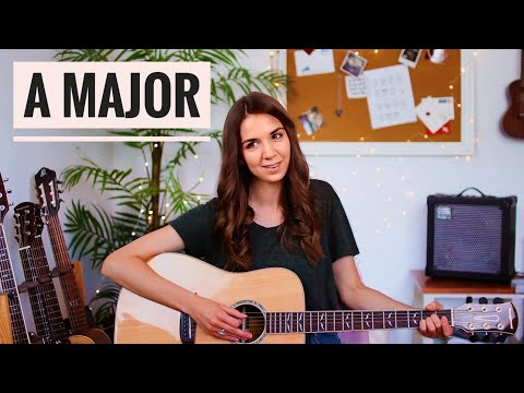 A major chord in 3 Easy Ways!   Beginner Guitar Lesson