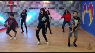 High Rated Gabru | Guru Randhawa | Dance Choreography by Harish Katti | UDSI