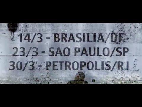 Cone Crew - Tour 2013 Episódio 8 (Brasília, São Paulo e Petrópolis)
