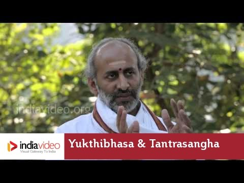 Historian Ramasubramanian on Yukthibhasa and Tantrasangraha Texts