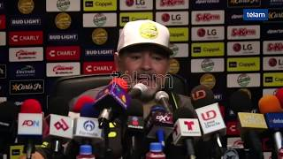 Maradona debutó con un triunfo