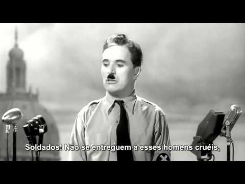 Charlie Chaplin - Let Us All Unite! #AcordaBrasil